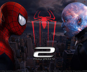 Niesamowity Spider-Man 2 | The Amazing Spider-Man 2 2014