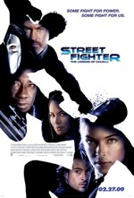 street fighter: The Legend of Chun-Li nowości filmowe kinowe