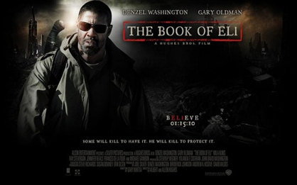 the book of eli 2010 poster