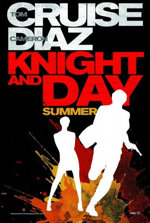 wybuchowa  para Knight and Day