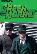 The Green Hornet Zielony Szerszeń trailer kino