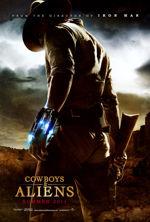nowości filmowa Cowboys and Aliens