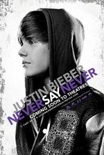 film biograficzny justin bieber Never Say Never