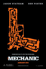 The Mechanic Trailer kino