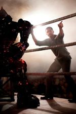 Hugh Jackman Real Steel film