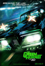 film zielony szerszeń The Green Hornet komiks