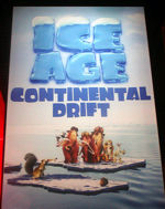 Film 3D dla dzieci Epoka lodowcowa 4: Wędrówka kontynentów