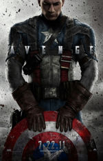 film na podstawie komiksu Captain America: The First Avenger