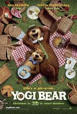 film dla dzieci 3D Miś Yogi Yogi Bear