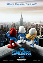 nowości filmowe Smerfy / The Smurfs