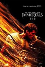 nowości filmowe Immortals
