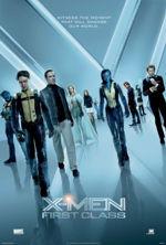 X-Men: First Class nowości filmowe