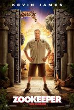 nowości filmowe Zookeeper kino