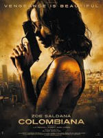 nowości filmowe Colombiana kino