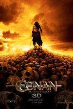 nowości filmowe Conan the Barbarian