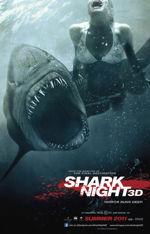 kino nowości filmowe Shark Night 3D