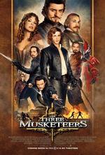 film kino Trzej muszkieterowie 3D / The Three Musketeers