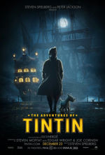 film animowany Przygody Tintina / The Adventures of Tintin: The Secret of the Unicorn