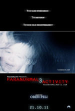 film kino 2011 Paranormal Activity 3