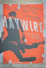 nowości filmowe Haywire 2012 kino