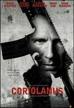Coriolanus film dramat Szekspir