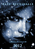 Underworld: Awakening horror 2012 film 3D
