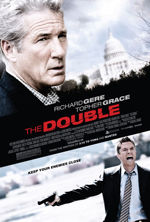 Richard Gere, The Double film kino 2011