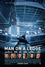 nowości filmowe Człowiek na krawędzi Man on a Ledge 2012