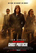 Mission: Impossible 4 - Ghost Protocol film 2011