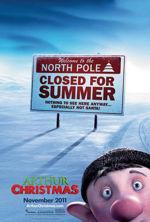Artur ratuje Gwiazdkę / Arthur Christmas film familijny 2011