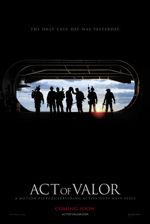Act of Valor film akcji 2012