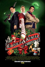 film 3D komedia A Very Harold & Kumar Christmas - Red Band Trailer