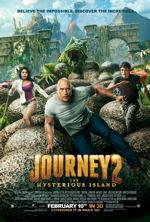 film 2012 Journey 2: The Mysterious Island nowości filmowe