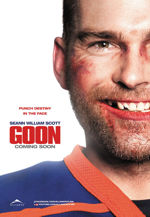 film kino Goon komedia sportowa