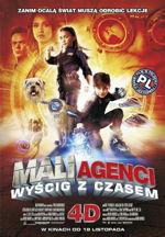 Mali agenci. Wyścig z czasem 4D 2011 kino film