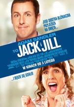 komedia Jack i Jill 2012