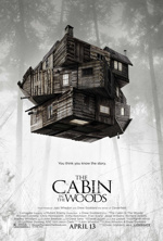 Domek w lesie 3D The Cabin in the Woods 2012