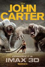 John Carter nowości filmowe 2012 kino
