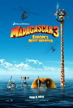 Madagascar 3: Europe's Most Wanted 2012