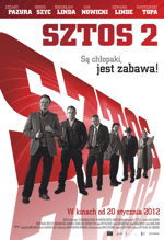 Sztos 2 premiery kinowe 2012