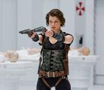 Resident Evil 5 Retribution kino 2012 film