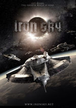 Iron Sky film kino 2012