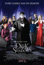 Mroczne cienie Dark Shadows 2012
