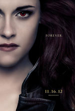 "Saga ""Zmierzch"": Przed świtem. Część 2 