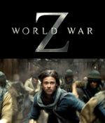 World War Z 2013 zombie