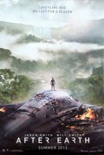 film sci-fi After Earth 2013