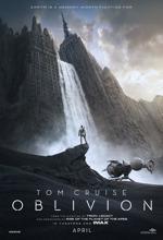 film Sci-Fi Niepamięć Oblivion 2013