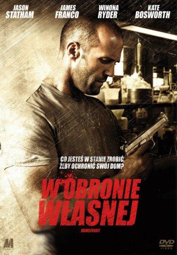 Film akcji, thriller Homefront (2013), w roli głównej ...