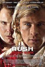 Wyścig 2013 Rush Formuła 1,