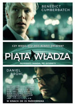 film Piąta władza The Fifth Estate 2013